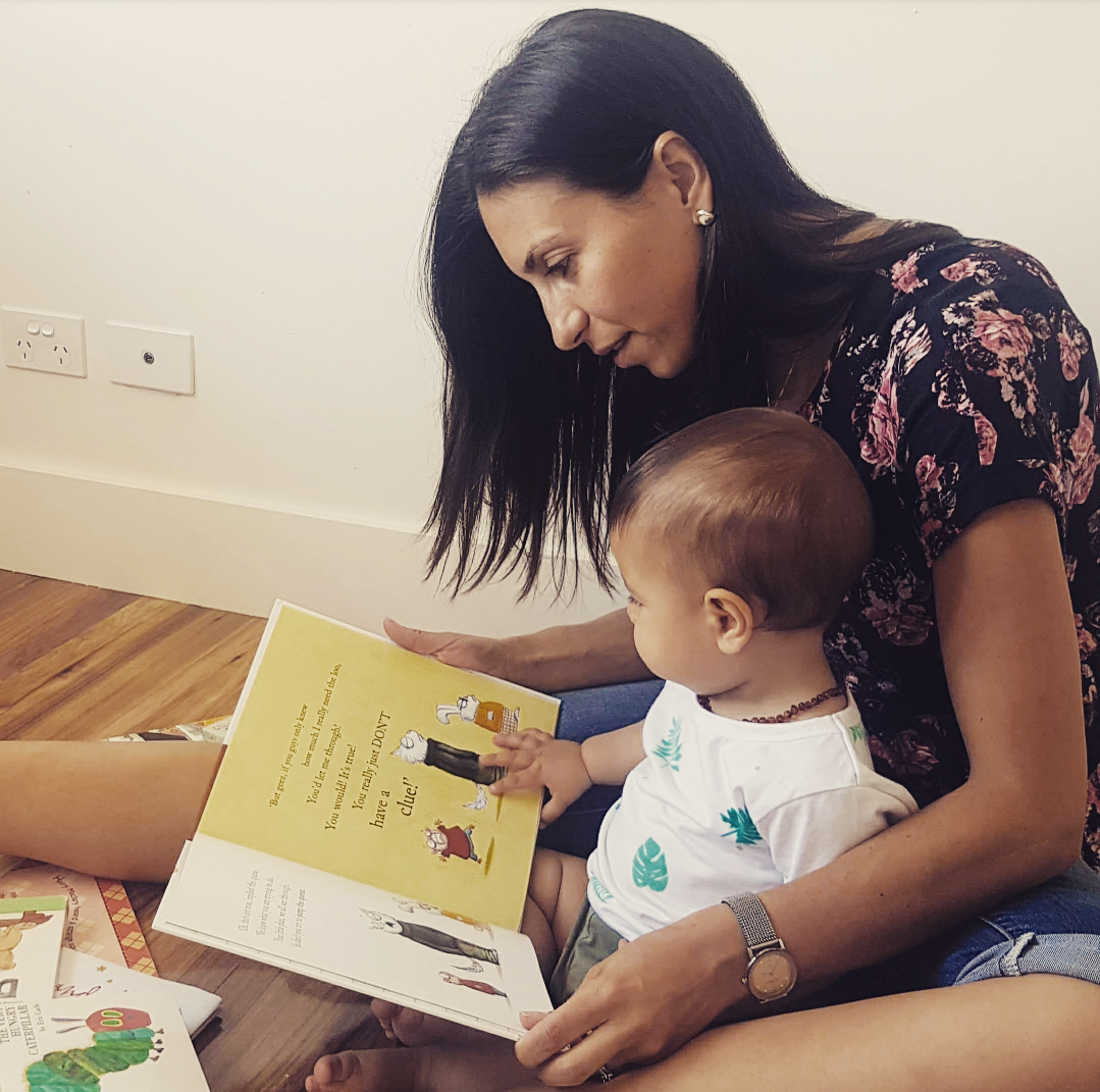 Reading with Babies: A How to Guide
